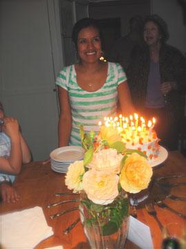 Zita Birthday girl 2