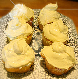 Triple lemon cupcakes final