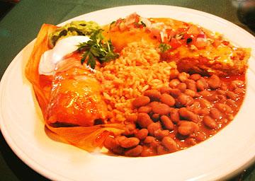 Fiesta Enchiladas