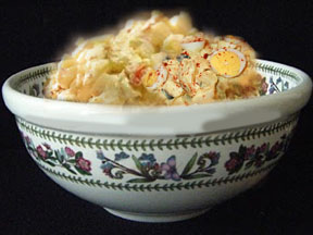 Book recipe picture potato salad email