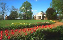 Monticello front