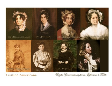 Mother & Grandmothers