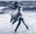 Final illustration Hugette on the beach