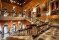 Final illustration mio cuore grand staircase